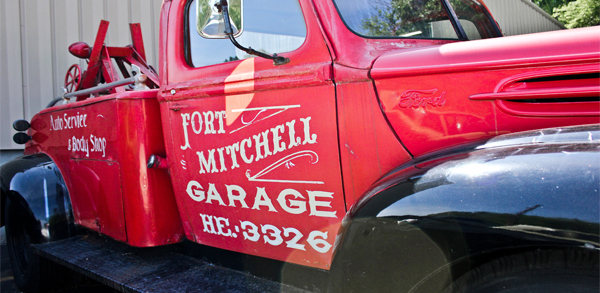 Fort Mitchell Garage